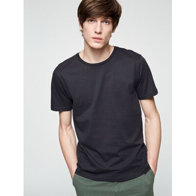 Jaames Basic T-Shirt acid black