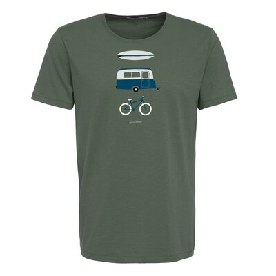 Nature Fun T-Shirt olive