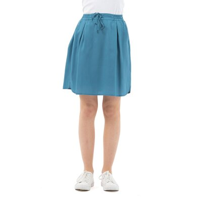 Womens skirt ocean blue
