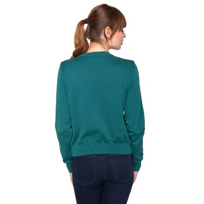 Pullover Gracile winter blue