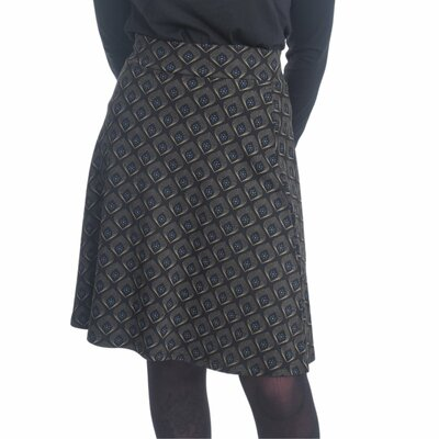 Skirt Mia art deco