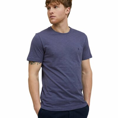Jaames Structure T-Shirt light pacific ink S