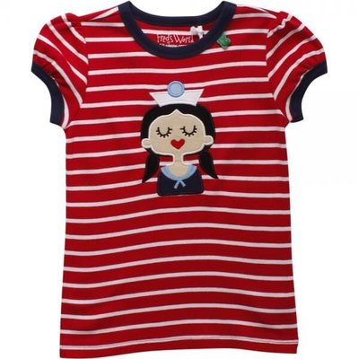 Sailor Sripe T-Shirt girl